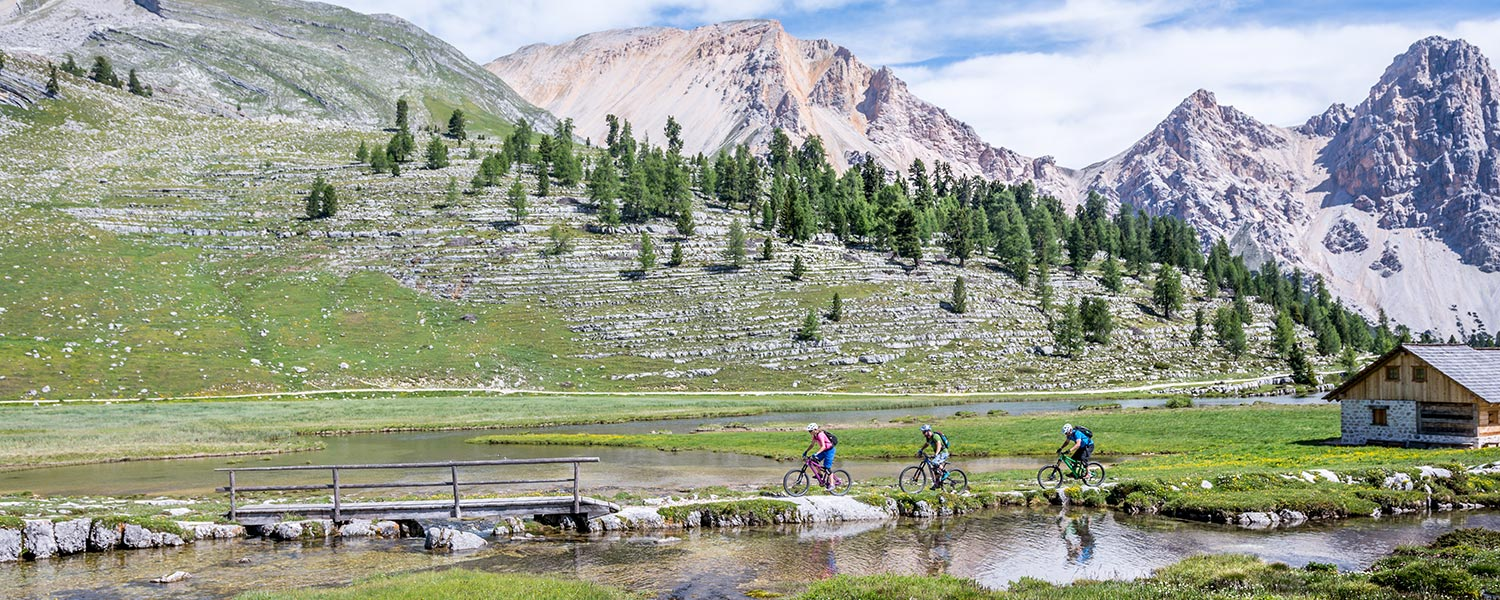 Cycling & MTB in Val Pusteria